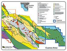 Cuance Geology